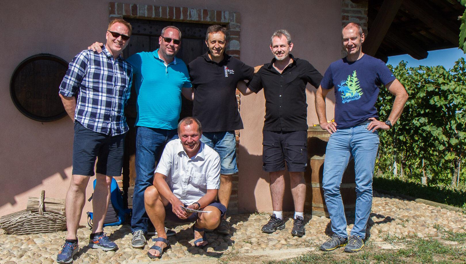 Tur til Piemonte 2015